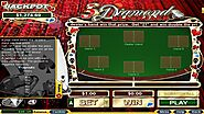 Play 5 Diamond Blackjack Free « Slots of Vegas Casino Comps