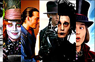 Johnny Depp's diverse roles, through the years.