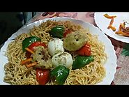 Birds in Nest - An Exclusive Egg Noodles Recipe