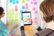 Post-it Brand Digitizes Collaboration With Innovative New Post-it® Plus App - Design Milk
