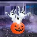 Best Inexpensive Halloween Outdoor Yard/Lawn Inflatables On Sale - Reviews 2014 (with images) · PeachCobbler