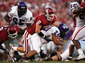 Oklahoma Sooners @ TCU Horned Frogs: 3:30pm EST