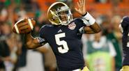Stanford Cardinals @ Notre Dame Fighting Irish: 3:30pm EST