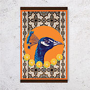 Indian Peacock | Urboii Online Shop