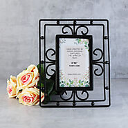 ORNATE PHOTO FRAME - 799.00