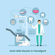 Dentist Tips to Clean Your Teeth by Smile Wide Dentist in Chandigarh.