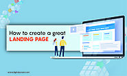 How to create a great landing page - Digitalzone Business Consulting