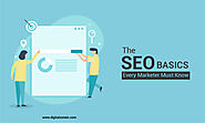 The SEO Basics Every Marketer Must Know - Digitalzone