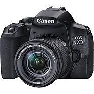 Buy Canon EOS 850D Kit With 18-55mm STM Lens In UK