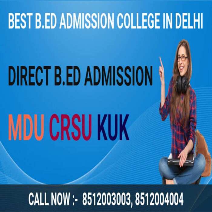B.ed Admission Delhi My Business sites  - cover