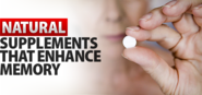 Memory Enhancement Supplements - Natural and Herbal Enhancers Reviewed - ProgressiveHealth.com