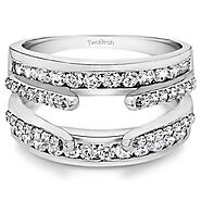 Buy Perfect Diamond Ring Guards and Enhancers under $100
