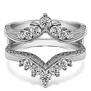Buying the Matching Diamond Ring Guards