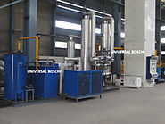 Manufacturing Oxygen Plant Machinery for Industrial & Medical - Oxygen Plant