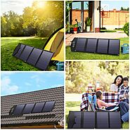 Top 10 Best Folding Solar Panel (2020 Reviews) - Brand Review