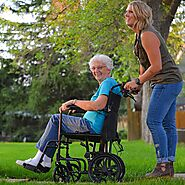 Top 10 Best Wheelchairs For Outdoors (2020 Reviews) - Brand Review