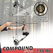 Top 10 Best Compound Bows Under 200 (2021 Reviews) - Brand Review
