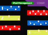 Secondary iPad Management by Heather Kilgore