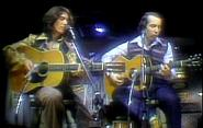 Paul Simon and George Harrison -Homeward Bound - RocknRoll Goulash