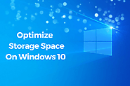 How To Optimize Your Storage Space On Windows 10 [Simple Ways] - News Portal