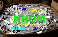 Purchase high price aluminum scrap, Commission up to 60 million VND