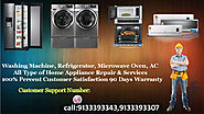 Whirlpool Service Center in Hyderabad | 24x7 Service