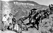 Named as Hollywood (1886)