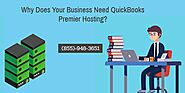Why Does Your Business Need QuickBooks Premier Hosting?