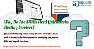 Why Do The SMBs Need QuickBooks Hosting Services?