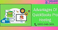 Top 6 Advantages Of QuickBooks Pro Hosting