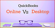 Difference Between QuickBooks Online And QuickBooks Desktop - Best Cloud Hosting Services USA