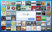 Favorite Author Links - Symbaloo