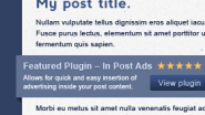 WordPress In Post Ads Plugin - WPMU DEV