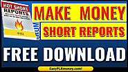 Make money with short reports | how to profit from short reports | How to Earn from Short Reports