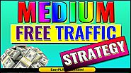 How to Drive Free Traffic from Medium | How to Drive Website Traffic from Medium | Medium Traffic