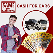 Get Top Cash For Cars Removal Up To $8999 Right On The Spot Call Now