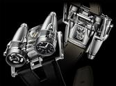 Crazy Looking Watches - MB&F HM4 Thunderbolt Watch | Be Sportier