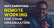 Remote Working for Organizations, IT professionals - 24/7 remote worker - Wipro