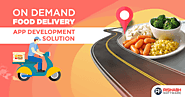 App Benefits Of Online Food Delivery Industry Nowadays