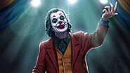 4K Joker Laughing Wallpaper Download