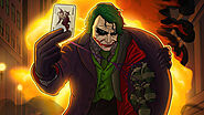Joker Wallpaper | Joker Wallpaper HD | Joker With Bomb And Card