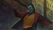 Joker HD Stairs Dance Wallpaper