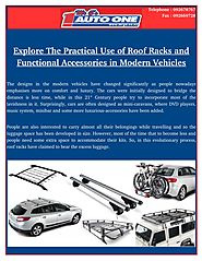 The importance and necessity of Roof Racks