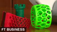 3D printing 'bigger than internet' - ft business - companies - FT.com