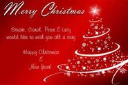 Christmas messages 2014