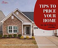 5 Tips to set price for your home to sell - Reyes Signature Properties