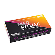 Mad Ritual Rest & Relief Balm