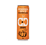 Caveman Coffee Co. Pumpkin Spice Cold Brew Latte