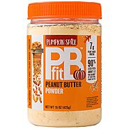 PB Fit Pumpkin Spice Peanut Butter Powder