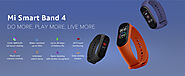 Amazon.in: Buy Mi Smart Band 4- India's No.1 Fitness Band, Up-to 20 Days Battery Life, Color AMOLED Full-Touch Screen...